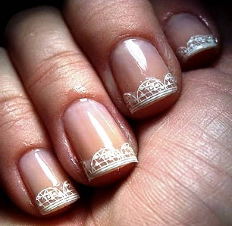 Посмотрите на фото новинки дизайна ногтей со слайдерами.