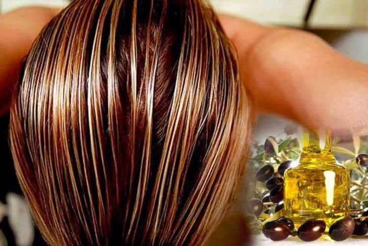 Для ухода за волосами можно использовать масла.