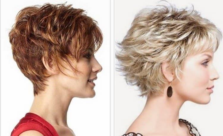 Важно красиво распределить перья по всей голове.