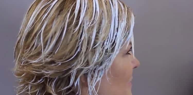 Как сделать балаяж на короткие волосы с челкой, фото