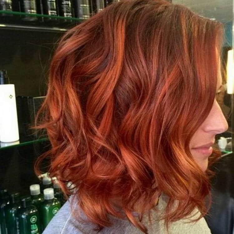 Краска волос балаяж на короткие волосы: фото