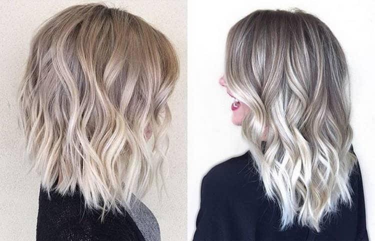 Как сделать балаяж на русые волосы, видео