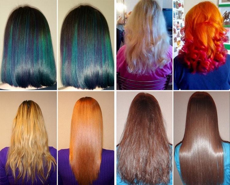 Как сделать биоламинирование кудрявых волос