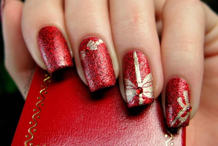 дизайн ногтей красного цвета, фото и новинки