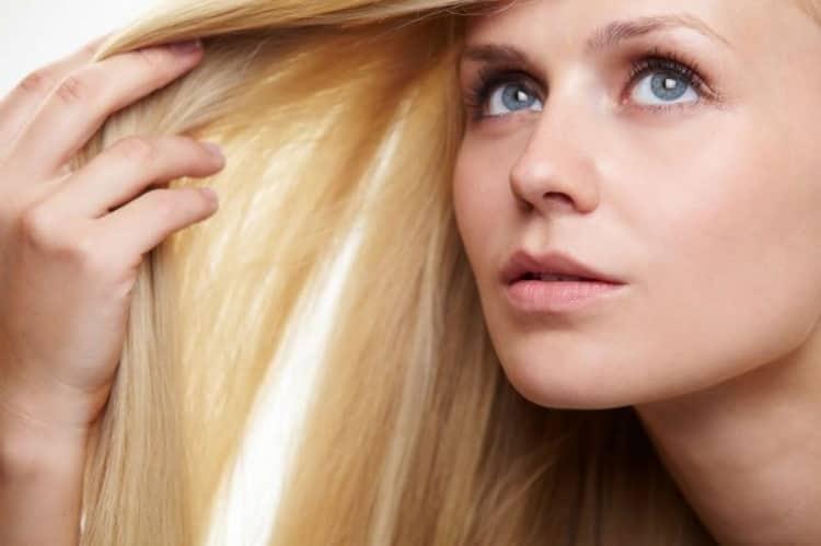 Как проходит восстановление волос после осветления