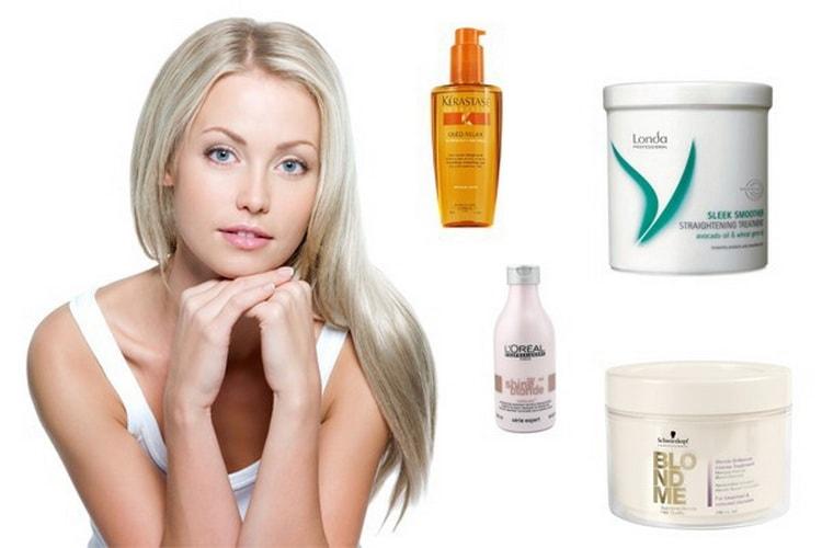 Все о том как восстановить волосы после осветления профессиональными средствами