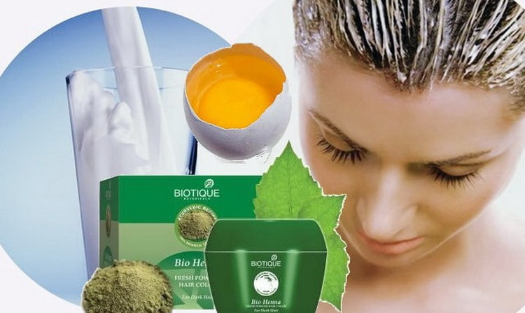 Как делается кефирная осветляющая маска для волос