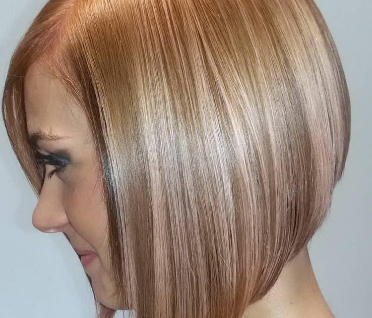 Все о том как сделать колорирование на короткие волосы