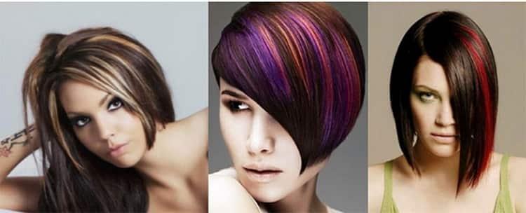 Колорирование на короткие волосы с фото и видео