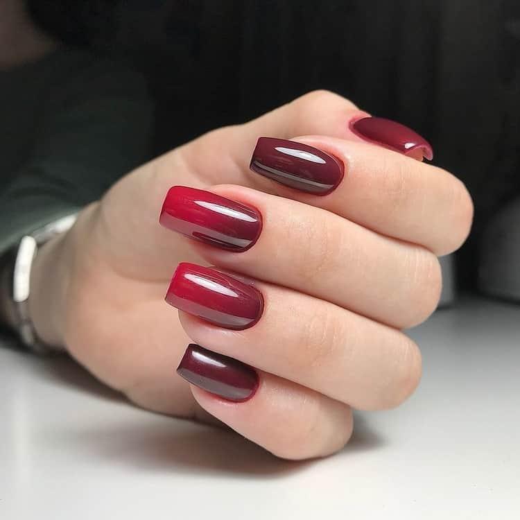 Все о том как правильно пилить ногти квадратной формы