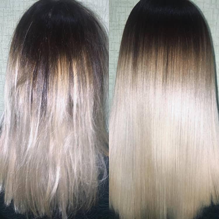 Цветное ламинирование волос: отзывы