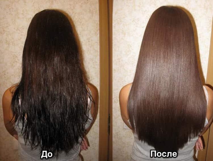 Ламинирование волос отзывы и фото