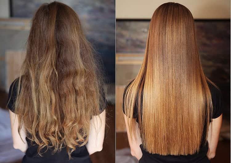 Отзывы о наиболее востребованных видах ламинирования волос с фото и комментариями эксперта