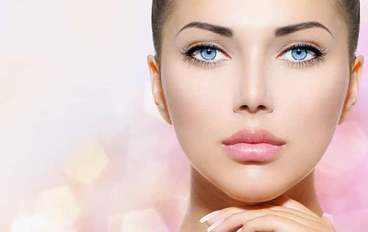 Как сделать макияж для светло-серых глаз и светлых волос