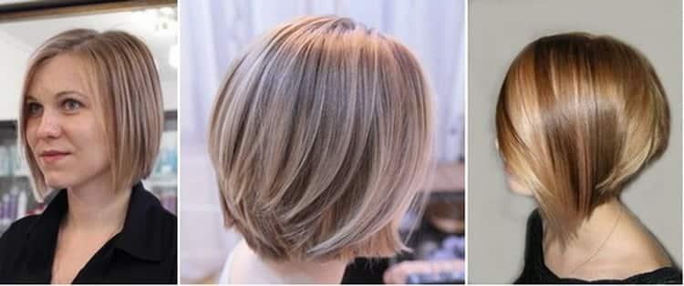 Как сделать красивое мелирование на короткие волосы
