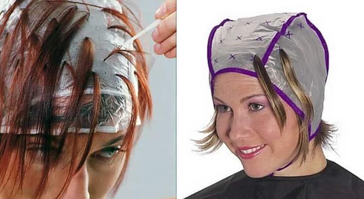 Как сделать диагональное мелирование на короткие волосы