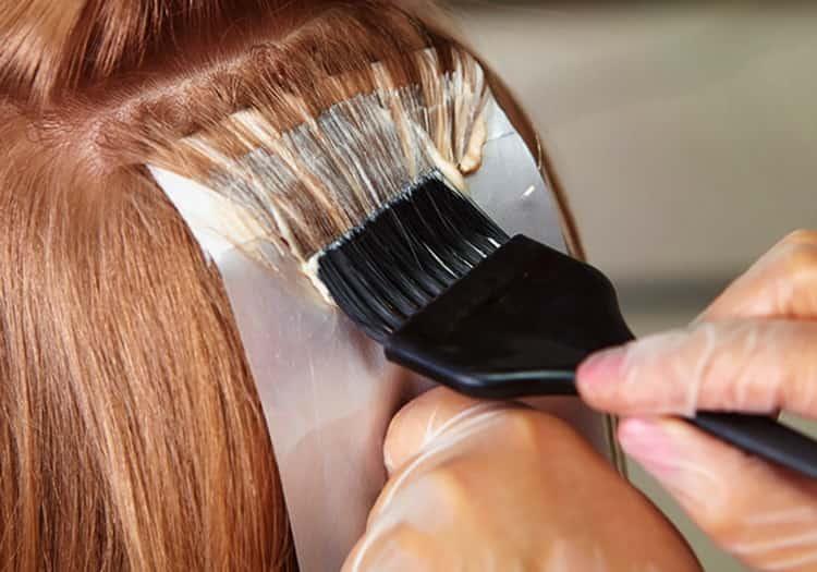 Мелирование на рыжие короткие волосы: фото