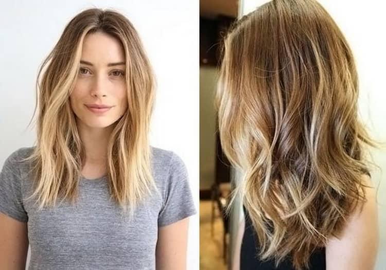 Как сделать мелирование на светлые волосы фото с челкой