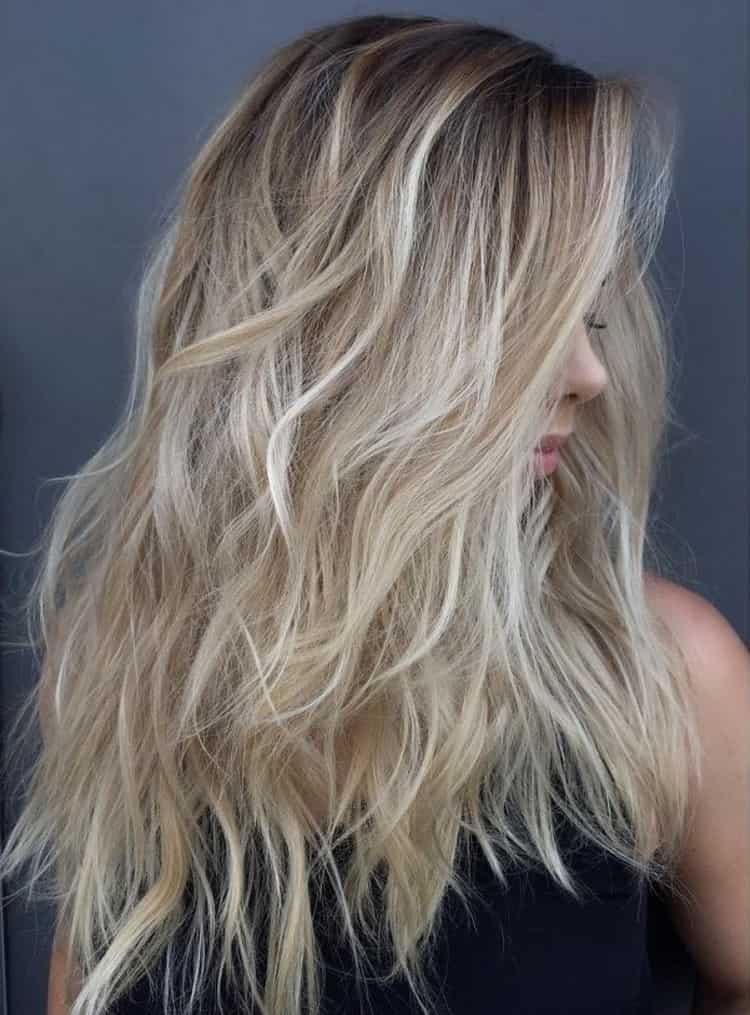 Как сделать мелирование на светлые короткие волосы: фото