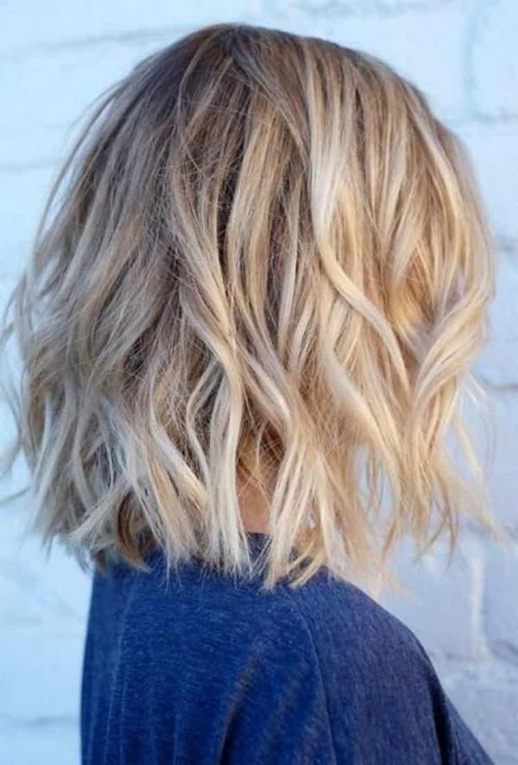 Основные принципы мелирования на светлые волосы