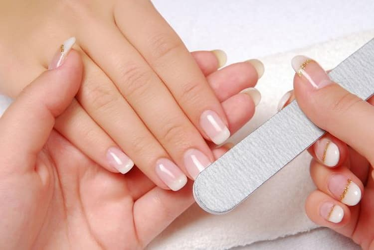 Как сделать ногти миндальной формы: дизайн с фото