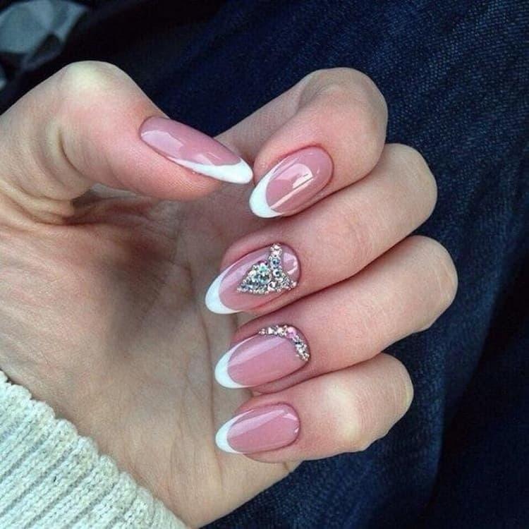 Все о том как сделать форму ногтей миндаль