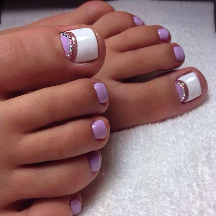 Как проходит наращивание ногтей на ногах, отзывы