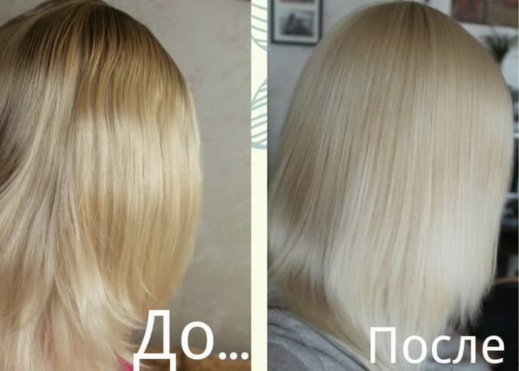 Обесцвечивание волос в домашних условиях с фото и видео