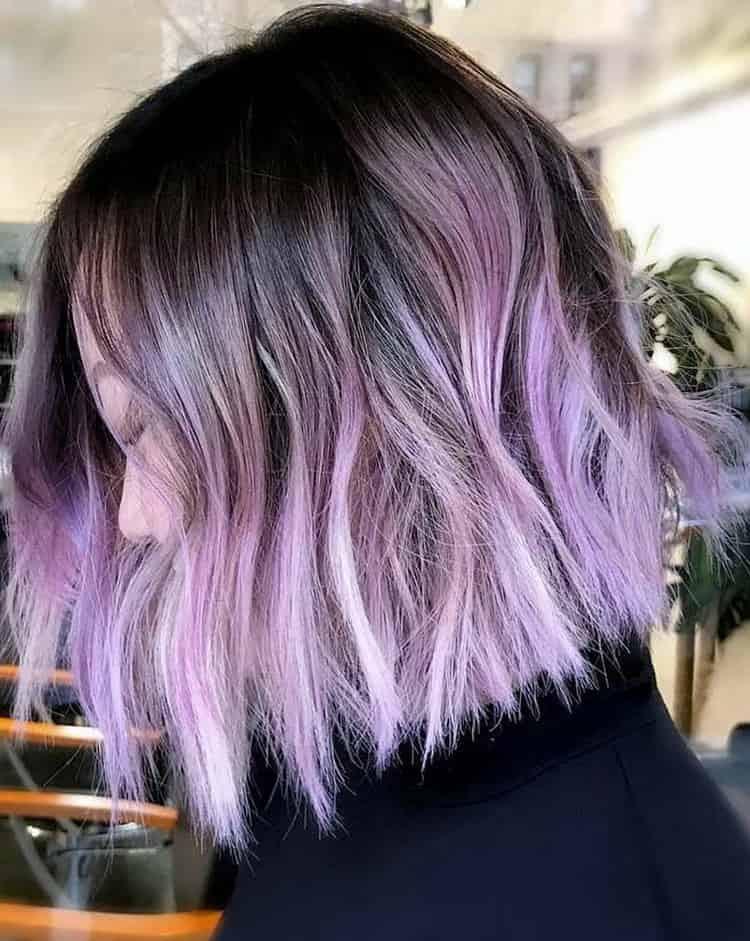 Как сделать омбре на короткие волосы (видео и фото)