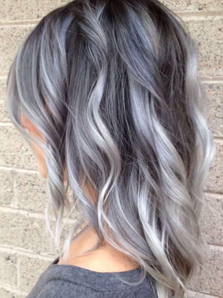 Омбре на короткие волосы: видео