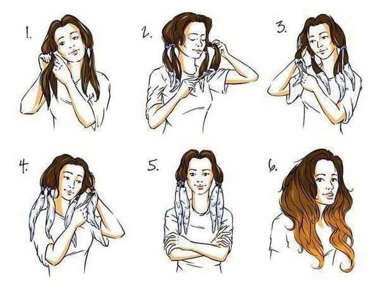 Как сделать окрашивание омбре на светлые волосы