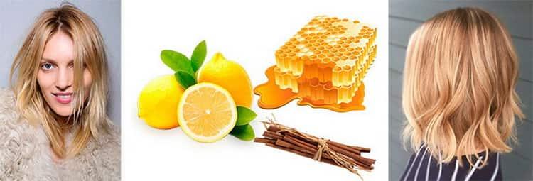 Осветление волос корицей и медом: отзывы
