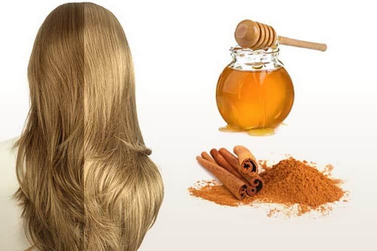 Осветление волос корицей и медом: рецепт