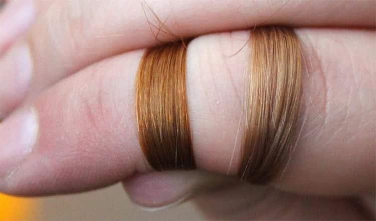 Как проходит осветление волос в домашних условиях