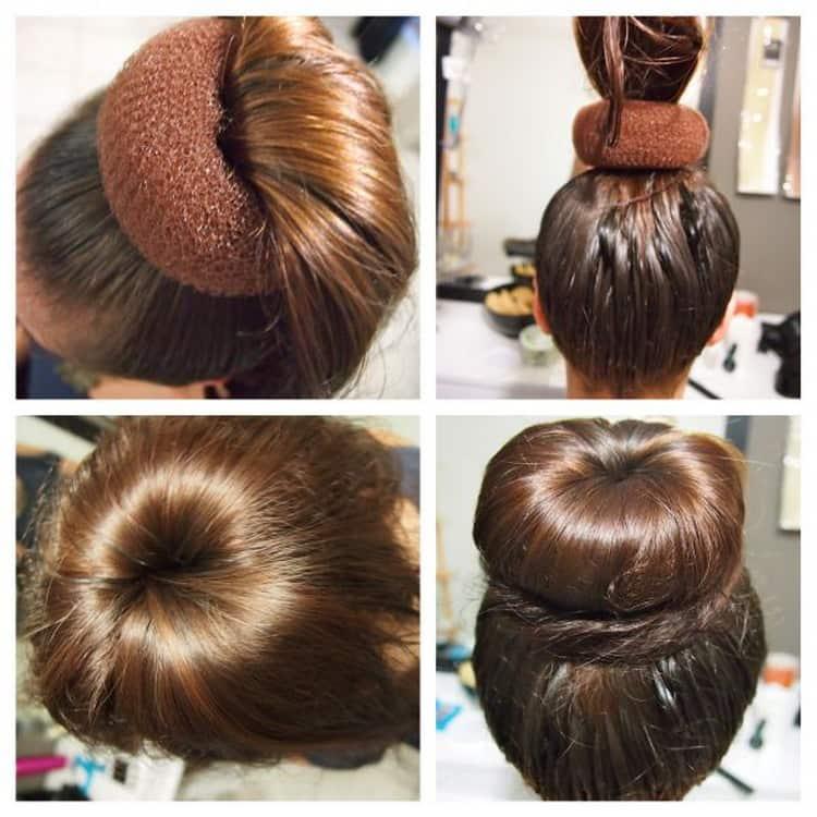 Как сделать прически для волос средней длины в школу
