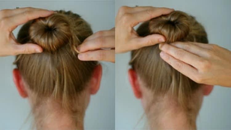 Как делаются прически с кудрями на средние волосы