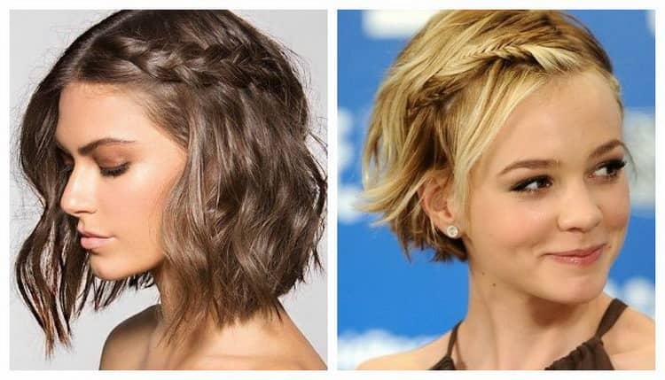 Как делают простые стрижки на средние волосы