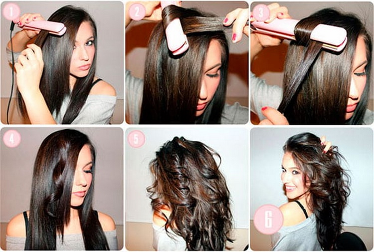 Как делают детские прически для девочек на средние волосы