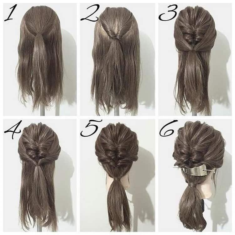 Как делают стрижки для девочек подростков на средние волосы