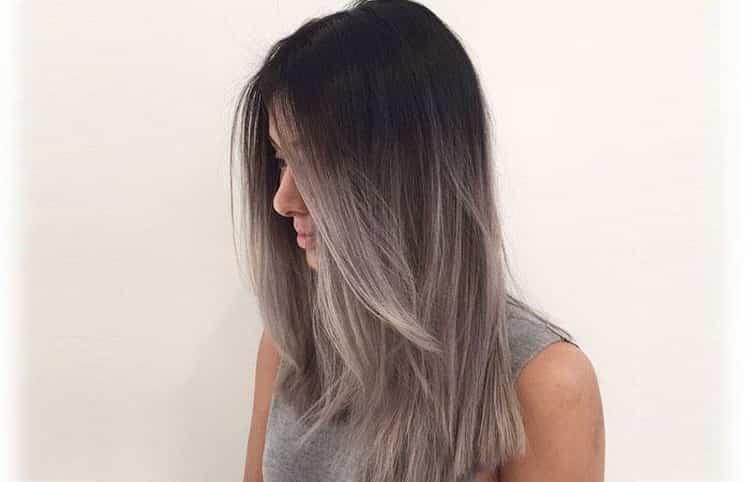 Как сделать шатуш на русые волосы средней длинные