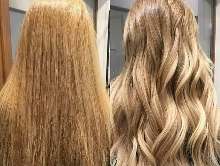 Окрашивание шатуш на русые волосы с фото и видео