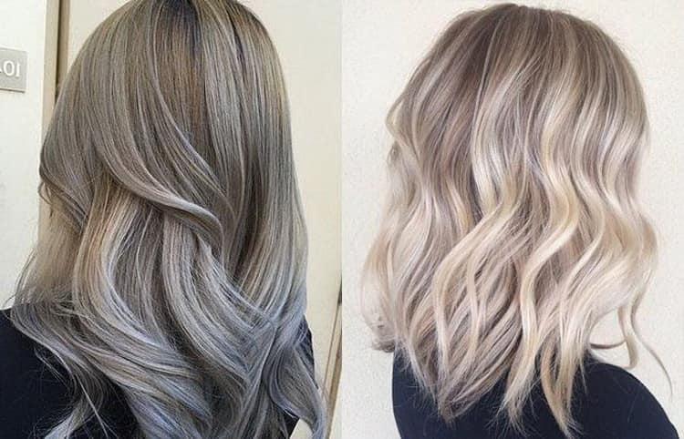 Как сделать шатуш на светлые волосы: фото