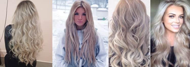 Как сделать шатуш на светлые волосы: видео