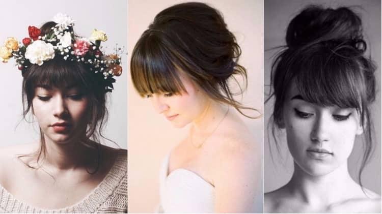Лучшие свадебные прически на средние волосы с пошаговыми фото