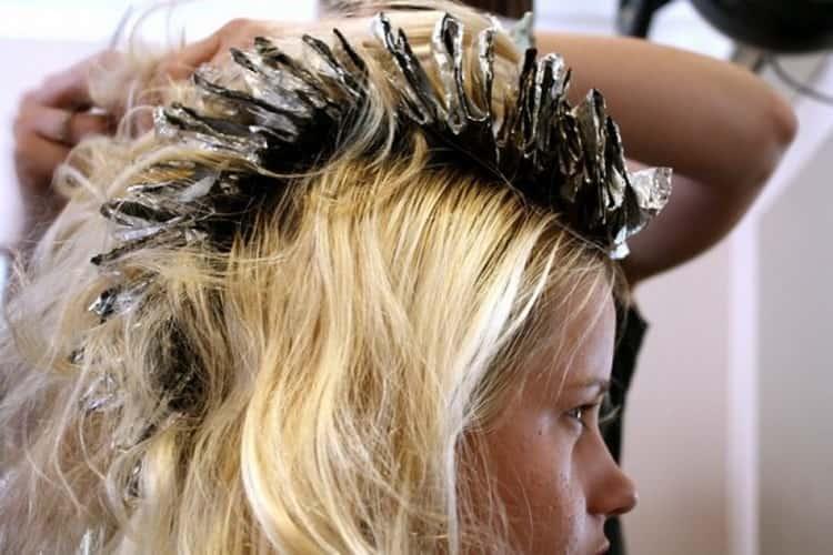 Мелирование светлых волос светлыми прядями: фото