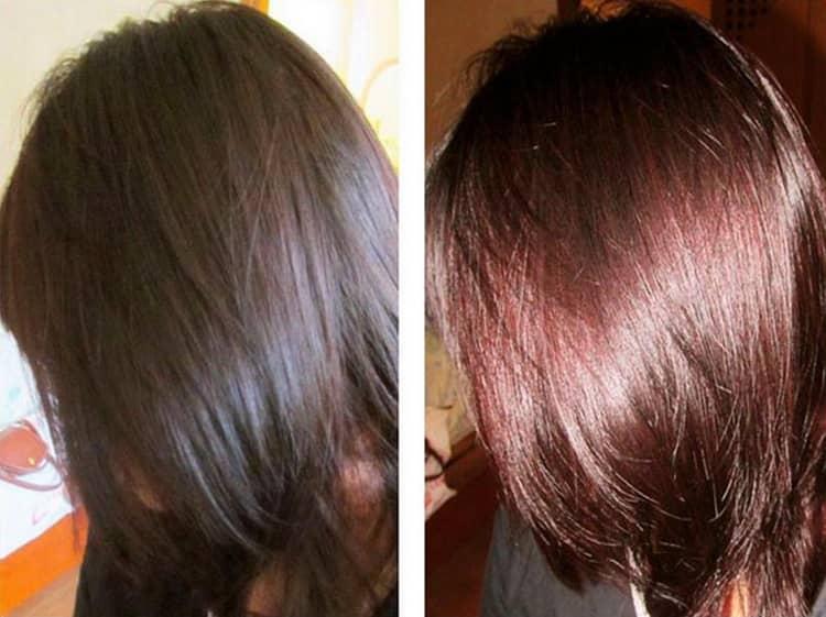 безаммиачная краска для волос отзывы