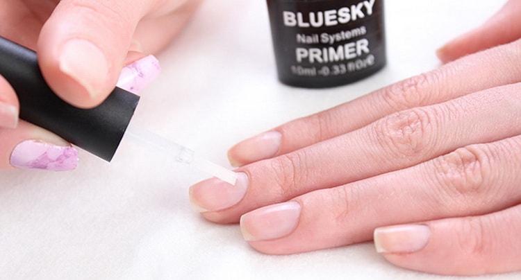 этапы покрытия ногтей гель лаком