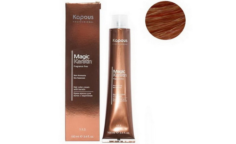 Kapous Magic Keratin