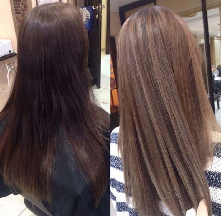 безаммиачная краска для волос профессиональная