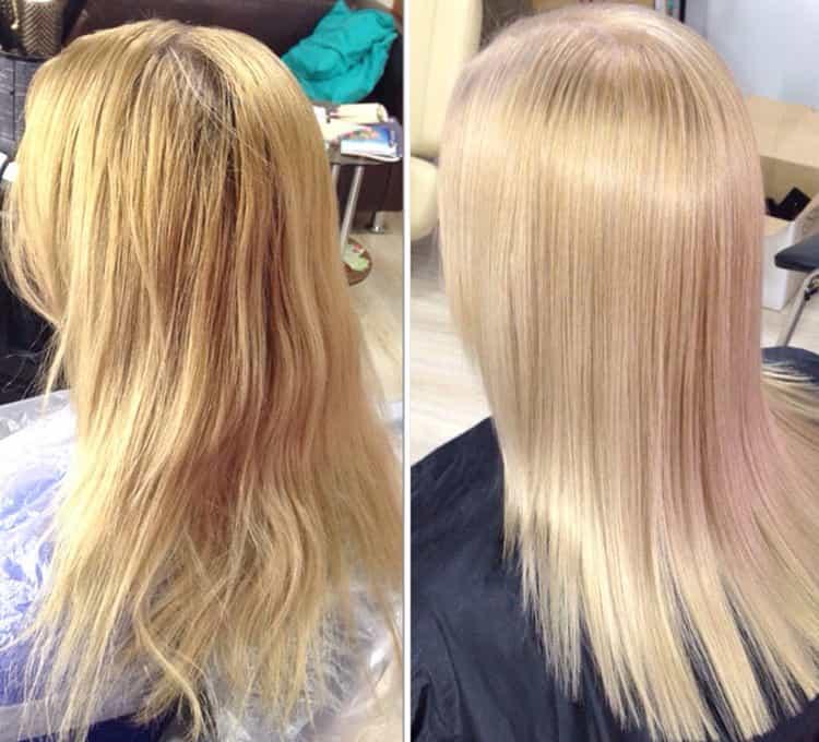краска для волос без аммиака отзывы